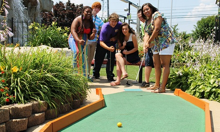Putt-Putt Golf, Bumper Boats, and Go-Karting for Two or Four, or Party at Putt-Putt Fun Center (Up to 51% Off)