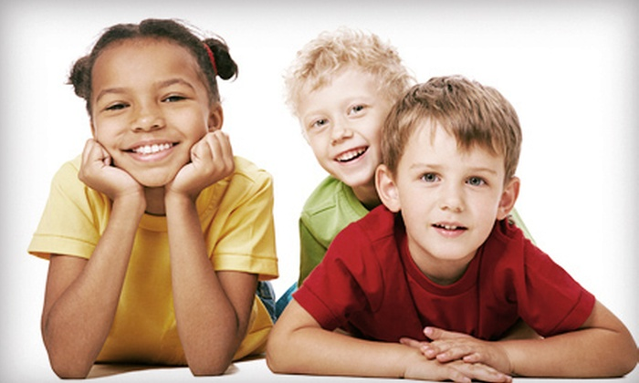 Kidventurez - Wake Forest: Visit for Two Children or 10 Visits for One Child at Kidventurez in Wake Forest (Half Off)