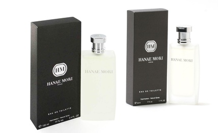 Hanae Mori Men's Eau de Toilette; 1.7 or 3.4 Fl. Oz.