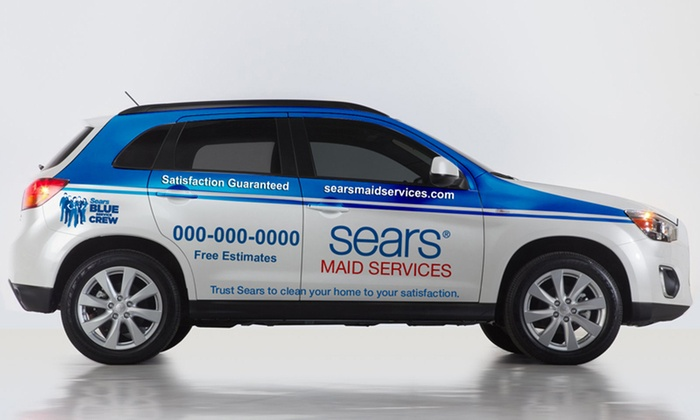 House Cleaning - Sears Maid Services | Groupon