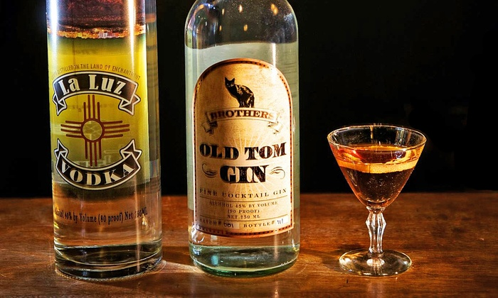 Left Turn Distilling - Albuquerque: Distillery Tour and Tasting for Two or Four at Left Turn Distilling (Up to 50% Off)
