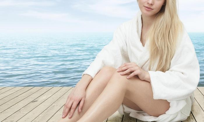 Organic Waxing - Morgan Hill: Up to 55% Off Organic Face&Body Wax at Organic Waxing