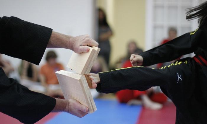Family Taekwondo Center - South Venice: $59 for $195 Worth of Martial-Arts Lessons — Family Taekwondo Center