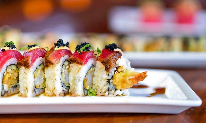 MakiAli Sushi & Japanese Pub - Truckee: $29 for a Japanese Dinner with Sushi and Sake for Two at MakiAli Sushi & Japanese Pub (Up to $54 Value)