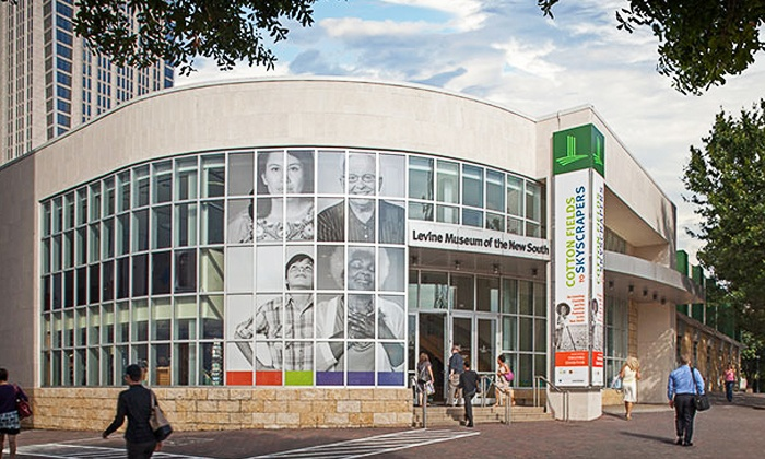 Levine Museum of the New South - Uptown: Visit for Two or Four to Levine Museum of the New South (44% Off)
