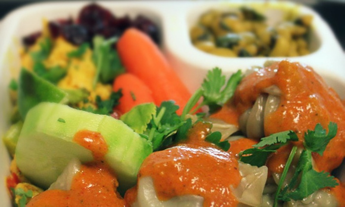 Momo - Meridian: $9 for a Himalayan Meal for Two at Momo ($18.19 Value)