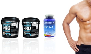 4 kg di proteine e 300 aminoacidi