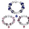 Swarovski Crystals Charm Bracelet by Jewelry Elements Mystery Deal
