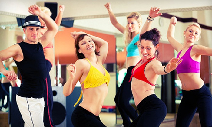 PLU Wellness Studio - Alpharetta: 10 or 20 Zumba Classes at PLU Wellness Studio (Up to 86% Off)