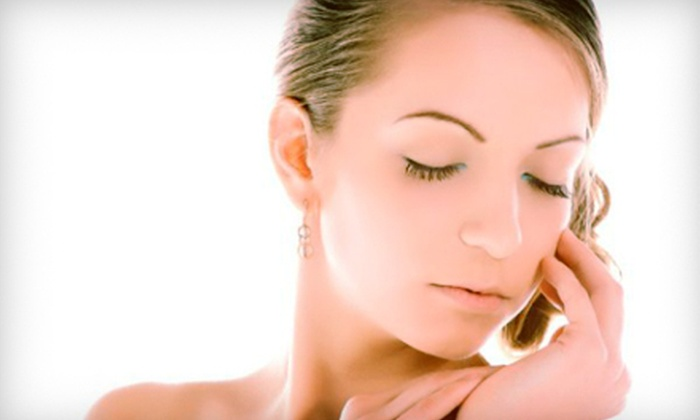 Tereza Maria Pupeza Skin Care - Central Square,Symmes Corner,Wedgemere: Facial, Microdermabrasion, or Both at Tereza Maria Pupeza Skin Care in Winchester (Up to 72% Off)