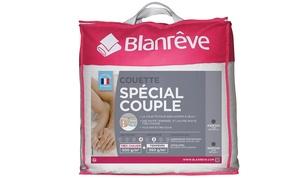 Couette spéciale couple Blanrêve