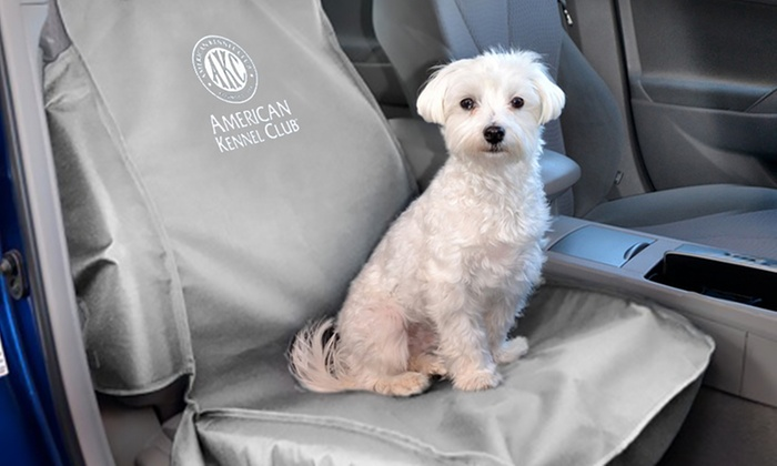 Enjoyable Akc Front Seat Car Seat Cover For Pets Alphanode Cool Chair Designs And Ideas Alphanodeonline