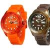 Adee Kaye Women's Aluminum Watches