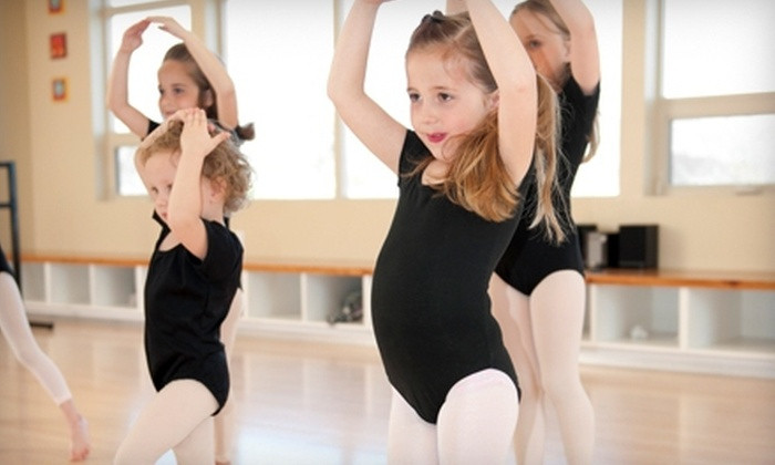 Bruckman School of Dance - McCandless: Six-Week Dance Course for Children Aged 3–5 at Bruckman School of Dance (55% Off). Two Options Available.
