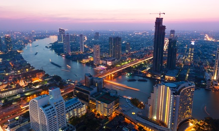✈ 11-Day Tour of Thailand and China with Airfare from Affordable Asia. Price per Person Based on Double Occupancy.
