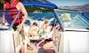 Boomerang Boat Club LLC - Hickory Creek: Five-Hour Ski-Boat or Pontoon/Deck-Boat Rental from Boomerang Boat Club (66% Off)