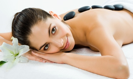 $33 for Two 30-Minute Hot-Stone or Deep-Tissue Massages at Wellspring Health Center ($100 Value)