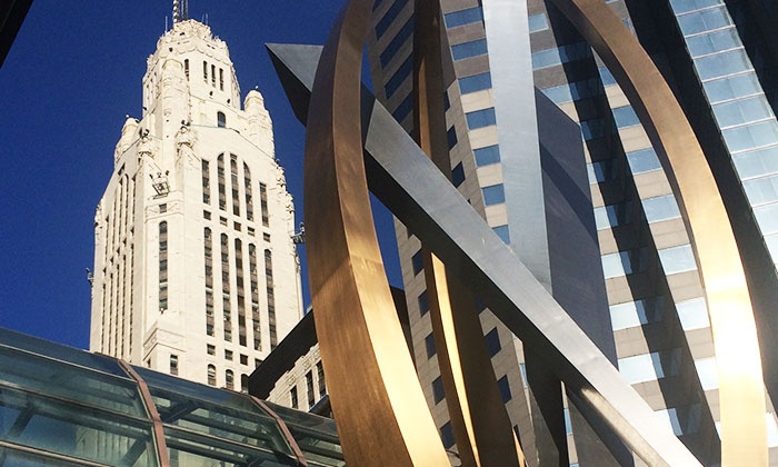 Columbus Landmarks Foundation - Downtown Columbus: Downtown Walking Tour for Two or Four from Columbus Landmarks Foundation (Up to 52% Off)