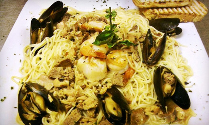 Mona lisa cafe - Webster: $15 for $30 Worth of Italian Cuisine at Mona lisa cafe