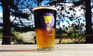 The Carolina Brewing Company: Brewery Tour Packages for Two or Four at The Carolina Brewing Company (Up to 58% Off)