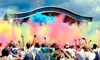 The Color Dash 5k - Hamid - Desert Willow Intermediate School: 5K Entry for One, Two, or Four to Color Dash on Saturday, March 21, 2015 (Up to 45% Off)