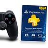 12-Month Playstation Plus Membership and DualShock 4 Controller
