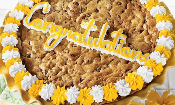 Mrs Fields Cookie Cake Mrs Fields TCBY