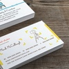 Up to Half Off Business Cards from Ink Garden