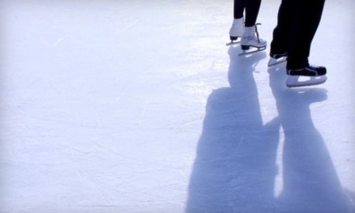 Delaware State Fair Ice Rink - Harrington: Public Ice Skating, Learn to Skate, or Learn to Play Hockey (Up to 69% Off). Four Options Available.