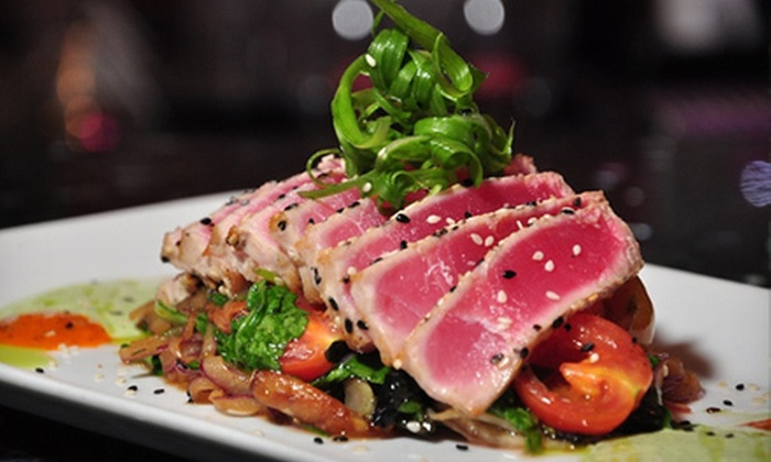 The Loft Cafe and Social Lounge - City Of Edmonds: $12 for $25 Worth of New American Food and Drinks at The Loft Cafe and Social Lounge