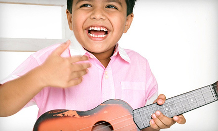Morbyus Music - El Mirage: $90 for $164 Worth of Music Lessons at Morbyus Music