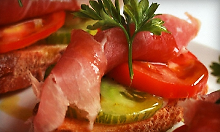 Trattoria on Pearl - Central Boulder: Appetizers, Salads, or Desserts for Two, or $10 for $20 Worth of Italian Cuisine at Trattoria on Pearl (Up to 51% Off)