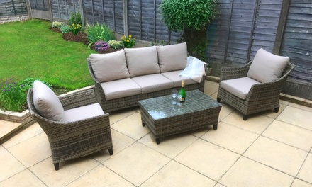Franklin Outdoor Furniture Set with Optional Cover With Free Delivery