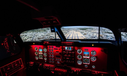 Up to 54% Off flight simulator at ELITE Sim Centers