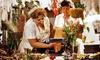 Filomena Ristorante - Northwest Washington: Sunday Italian Brunch Buffet with Mimosas for Two or Lunch for Two at Filomena Ristorante (Up to 47% Off)