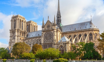 Groupon Deal: ✈ 9-Day France Tour with Airfare & 4-Star Hotels from Gate 1 Travel. Price per Person Based on Double Occupancy.