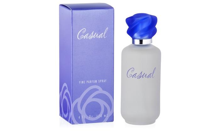 Paul Sebastian Casual Eau de Parfum Spray for Women: Paul Sebastian Casual Eau de Parfum Spray for Women (4 Fl. Oz.)