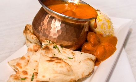 $19.99 for $40 Worth of Indian Cuisine  at Amaya The Indian Room