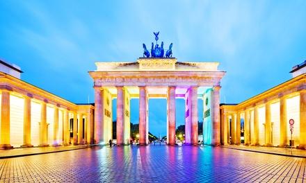 Berlin: 3-6 Tage für Zwei inkl. Frühstück, Wellness, Welcome Drink & 1x 2-Gänge-Menü im 4* Hotel California
