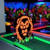 Up to 58% Off Miniature Golf at Glowgolf