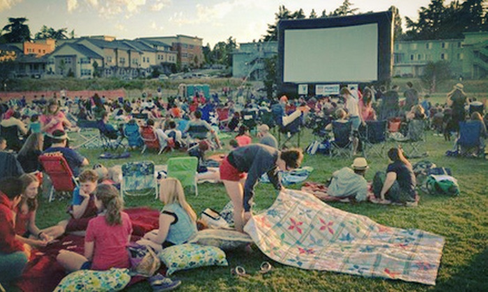 Epic Events - Riverside: $15 for a Season Pass to PEMCO Outdoor Movies at Riverfront Park from Epic Events ($30 Value)