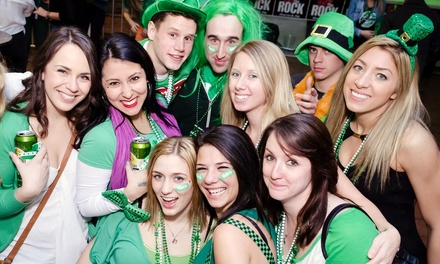 Carlsberg St. Party's Day on Saturday, March 14 for One, Two, or Four (Up to 52% Off)