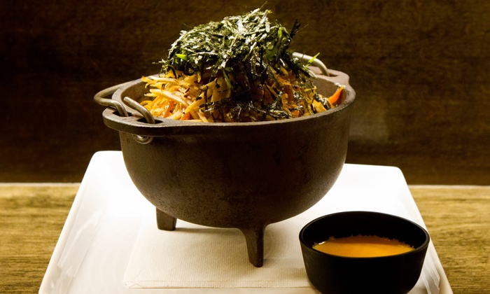 Family Recipe - Bowery: Four-Course Traditional or Vegetarian Japanese Dinner for Two at Family Recipe (Up to 53% Off)
