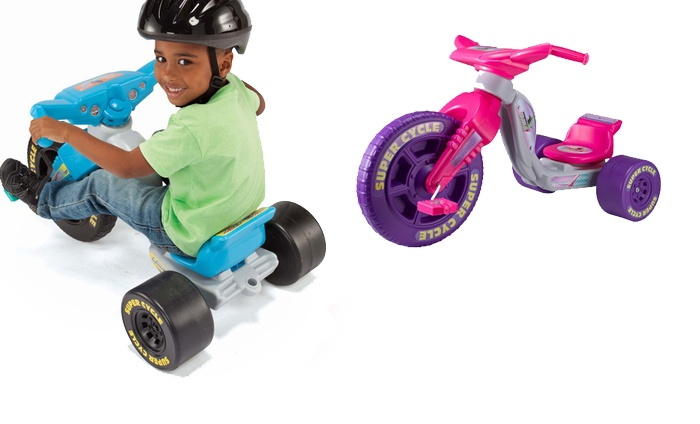Amloid Super Cycle Kids' Tricycles: Amloid Super Cycle Kids' Tricycles. Multiple Styles Available.