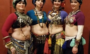 Kamala Chaand Dance Company, Inc: Eight Weeks of Unlimited Dance Classes at Kamala Chaand Dance Company, Inc (65% Off)