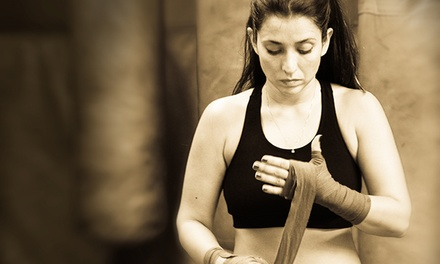 One or Two Months of Kickboxing, Karate, or Mixed-Martial-Arts Classes at Team Karate Centers (Up to 90% Off)