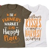 Women's Fall Baking T-Shirts (Plus Sizes Available)