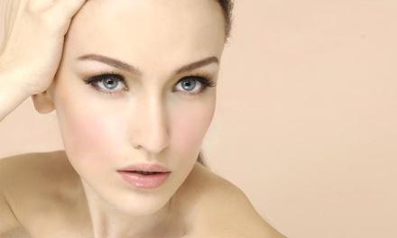 Half Set of Eyelash Extensions at Sola Salon Studios  Janine Calderwood (26% Off)