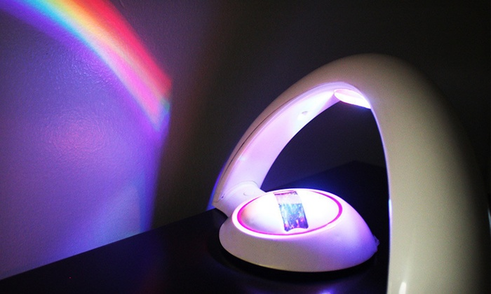 My Little Rainbow Projector: $11 for a My Little Rainbow Amazing Rainbow Projector ($29.99 List Price). Free Returns.