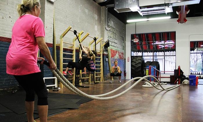Original Strength Institute - Fuquay-Varina: 10 or 20 Fitness Classes at Original Strength Institute (Up to 82% Off)